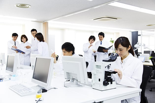 Joint Research Program with the Graduate School of Pharmaceutical Sciences at Osaka University