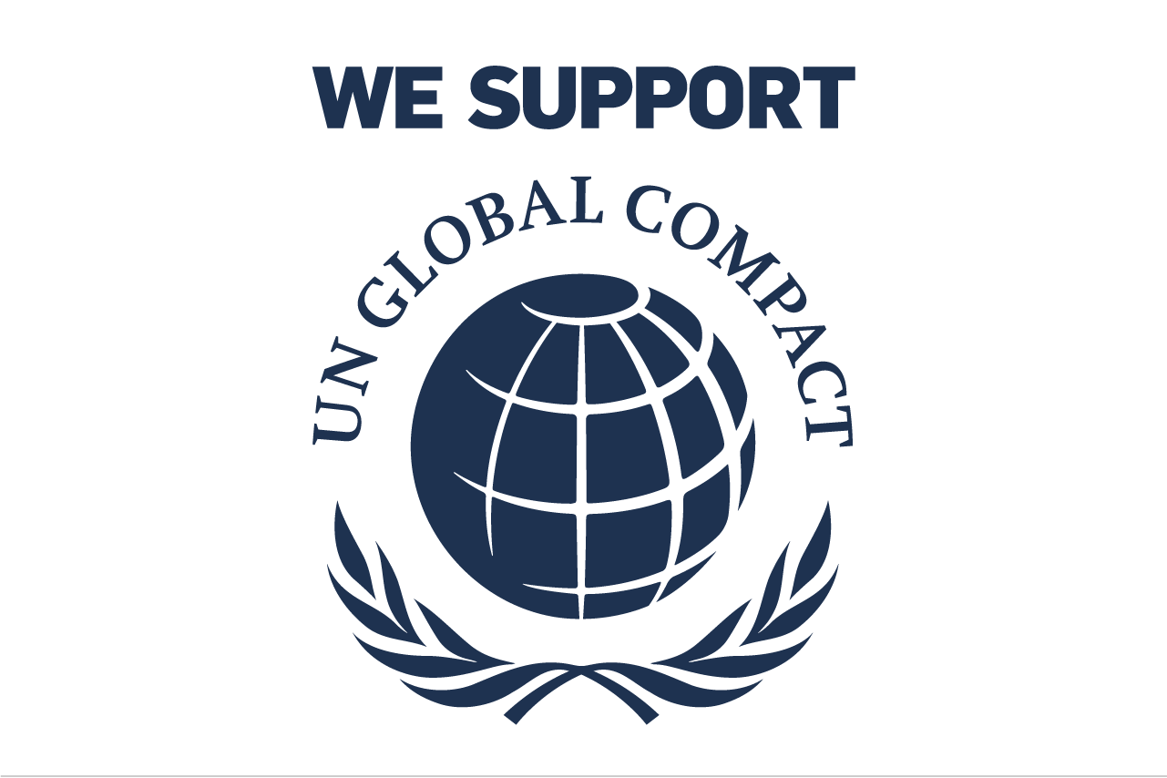 Participation in the UN Global Compact