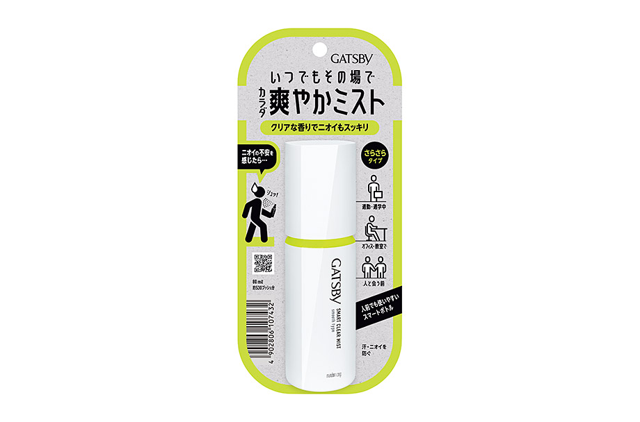 Smart Clear Mist Smooth Type (Quasi-drug)