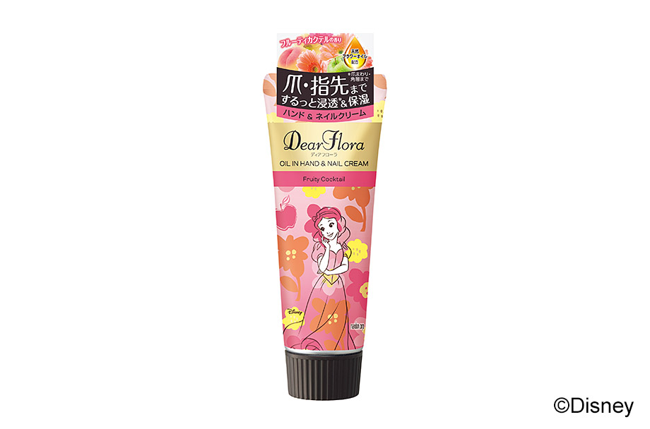 Oil In Hand & Nail Cream Fruity Cocktail